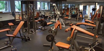 Trainingsfläche II